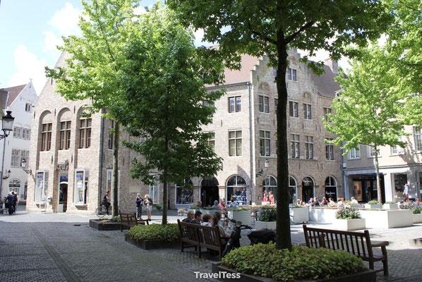 Stadsplein Brugge