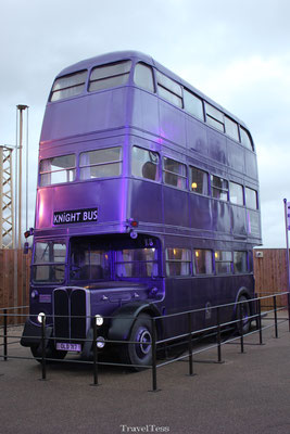 Harry Potter knight bus