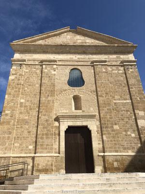 Oud gebouw Brindisi