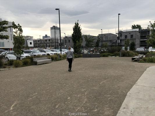 Aardbevingsmonument in Christchurch