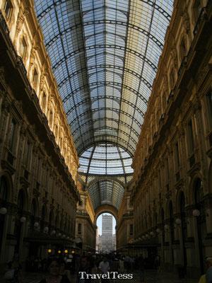 Galerie in Milaan