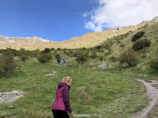 Roys Peak bewandelen