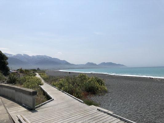 Kust van Kaikoura