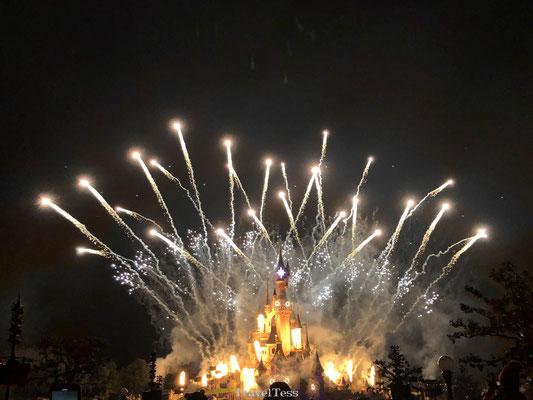 Disney Illuminations vuurwerkshow