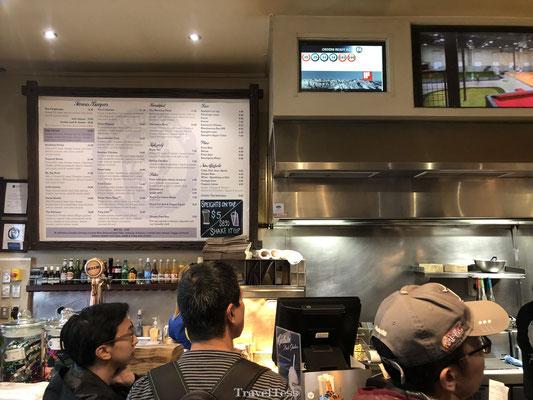 Beste burgertent van Nieuw-Zeeland: Fergburger