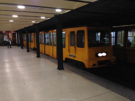 Metrolijn 1 Boedapest