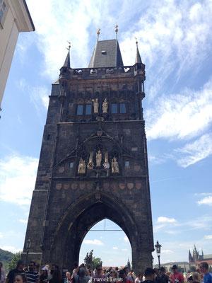 Stadspoort Praag