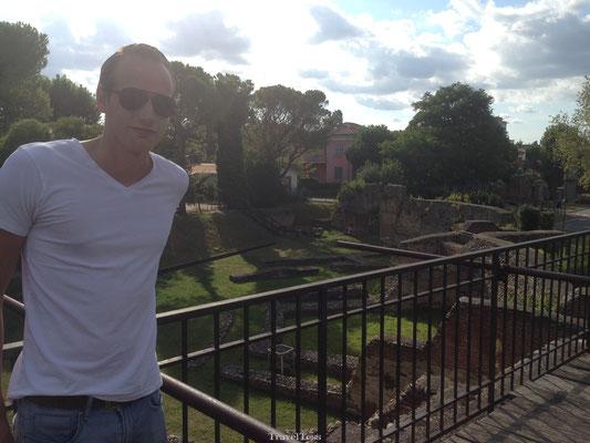 Romeins oude centrum in Rimini