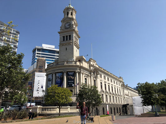 Auckland Town Hall