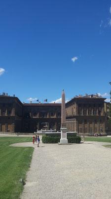 Boboli Gardens Florence bezoeken