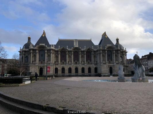Straatbeeld Lille