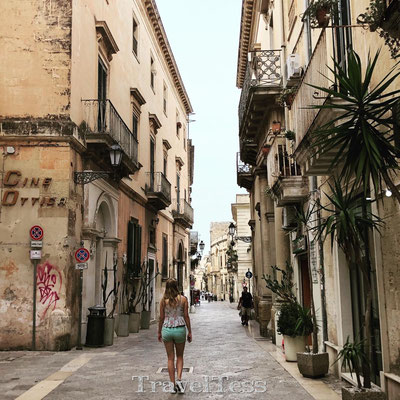 Stedentrip Lecce