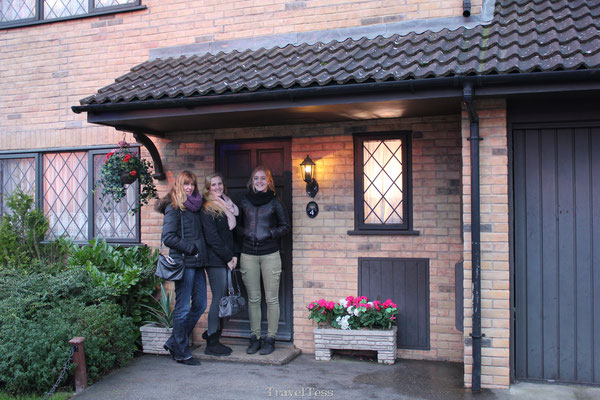 Huis van Harry Potter bezoeken
