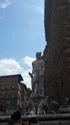 Standbeeld Piazza Della Signoria