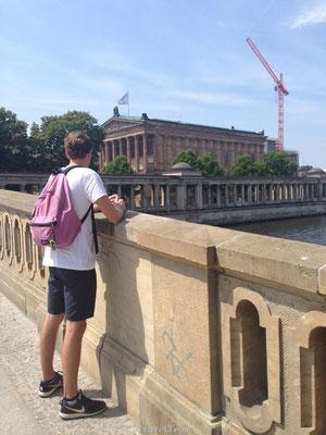 Natuurhistorische Museum Berlijn