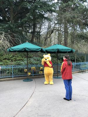 Winnie De Poeh Disneyland Parijs