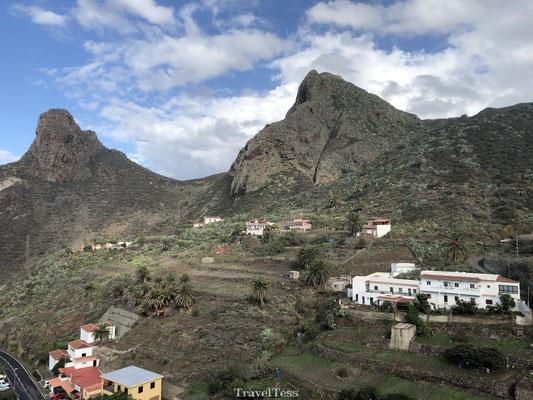 Bijzondere plaatsje Taganana
