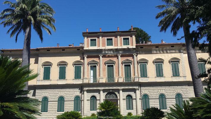 Botanische tuin van Pisa bezoeken