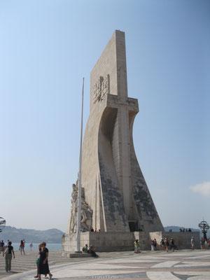 Monument voor de ontdekkingsreizigers
