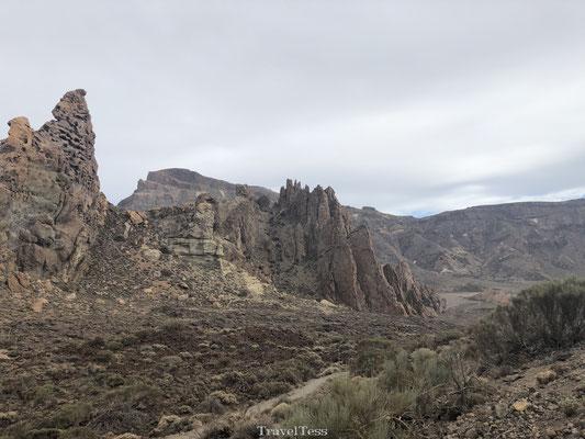 Rotsformaties El Teide National Park