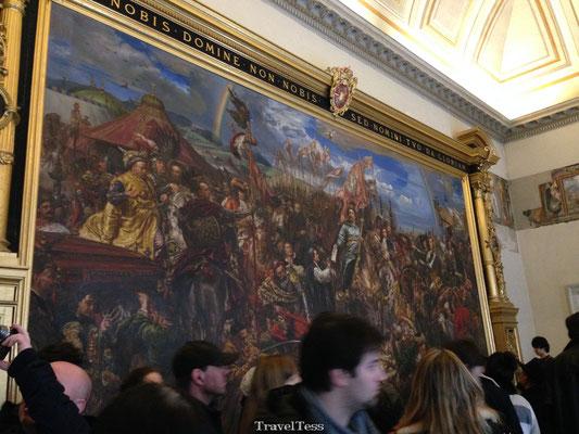 Schilderij in Vaticaan Museum