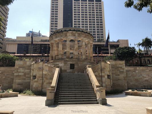 ANZAC Monument Brisbane