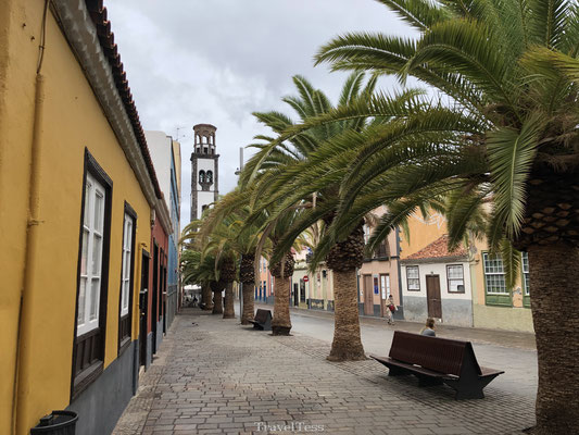 Santa Cruz de Tenerife straatbeeld
