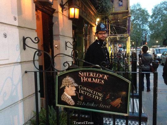 Sherlock Holmes Museum Londen