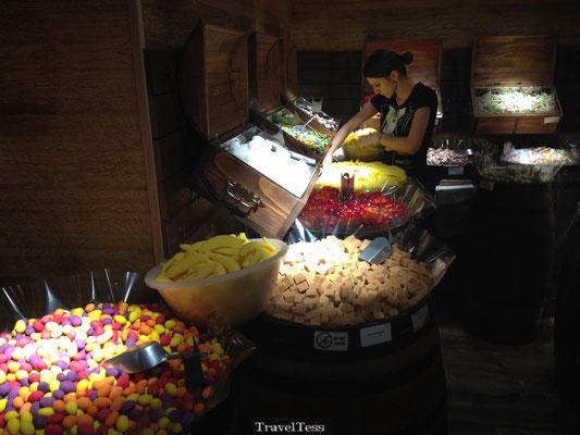 Snoepwinkel Praag