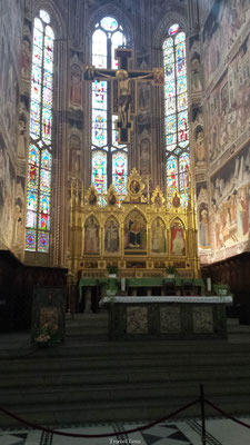 Kerk in Florence