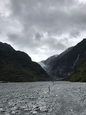 Franz Josef gletsjer