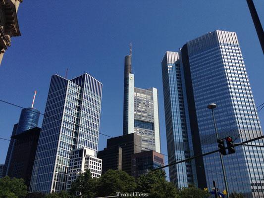 Zakendistrict Frankfurt