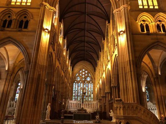 Sint-Mary Kathedraal interieur