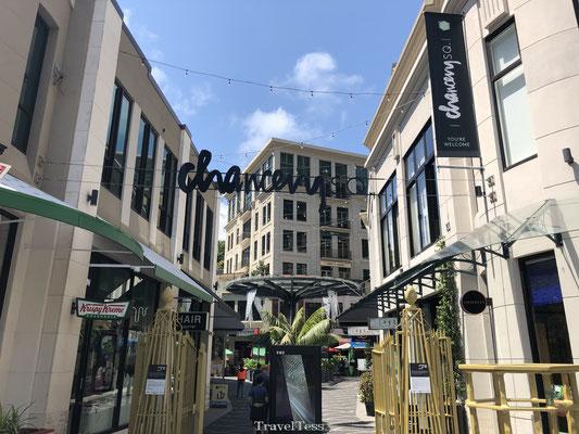 Uitgaansgebied Auckland