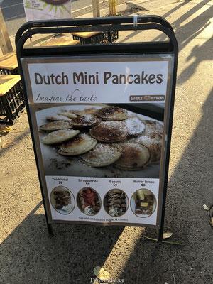 Dutch Mini Pancakes Byron Bay