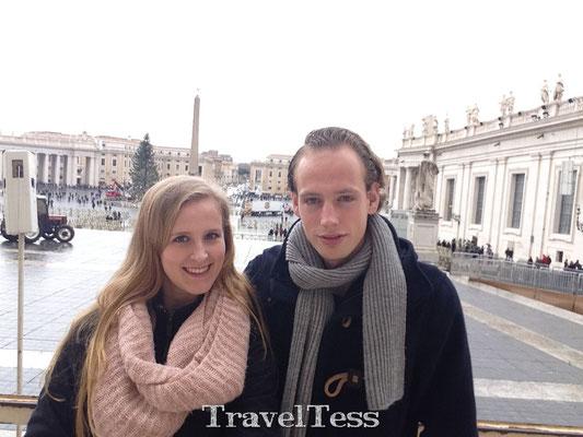 Vaticaanstad bezoeken