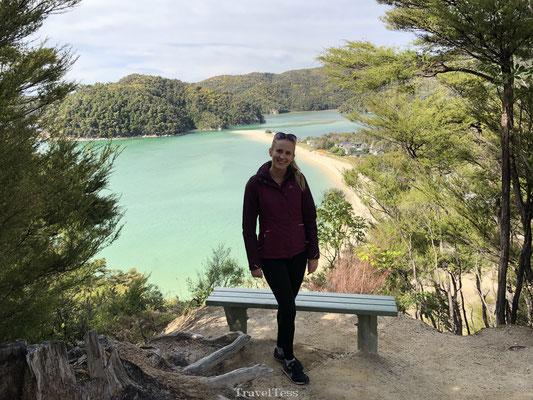 Uitzichtpunt Abel Tasman National Park