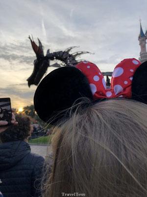 Disney Parade Disneyland Parijs