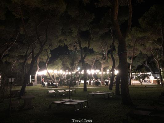 Park in Robinson Club Apulia