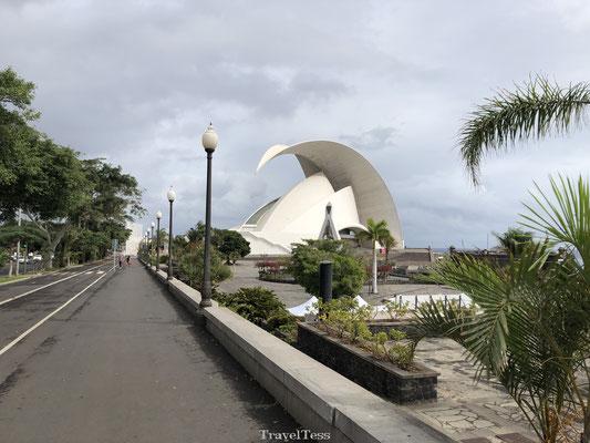 Operagebouw Tenerife