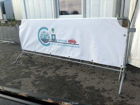TUI teststraat Aalsmeer