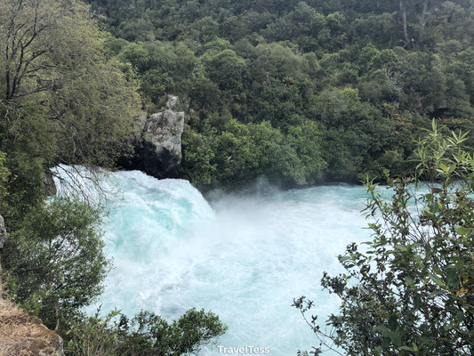 Huka Falls Nieuw-Zeeland