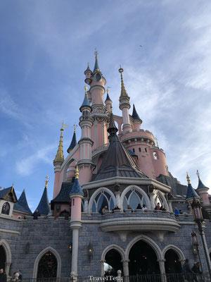Kasteel van Doornroosje Disneyland Parijs