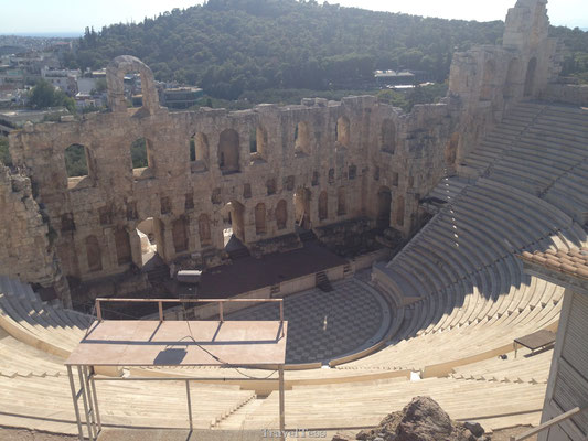 Dionysustheater Athene