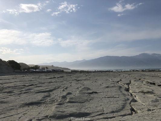 Mooie kust van Kaikoura