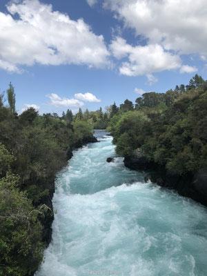 Mooister waterval van Nieuw-Zeeland