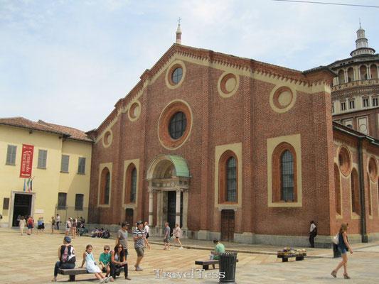 Santa Maria Delle Grazie kerk