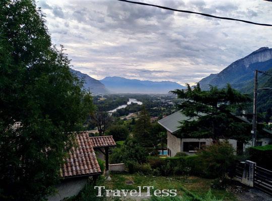 Prachtige omgeving Grenoble