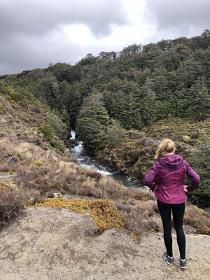 Hiken door Tongariro National Park