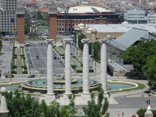 Pilaren Barcelona